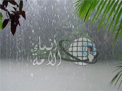 غدا أمطار بالقاهرة الكبرى والوجه البحرى غزيرة على الإسكندرية والصغرى 9 درجات