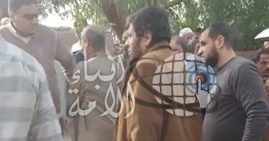 جنازة أول ضحية لسفاح الجيزة بعد 5 سنوات من مقتله